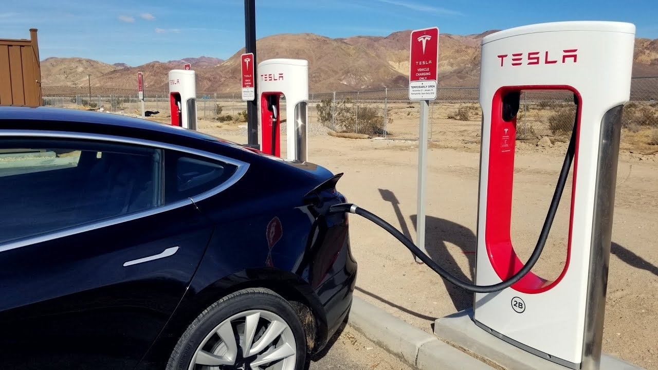 How Long Does It Take To Charge A Tesla Model 3 Supercharger