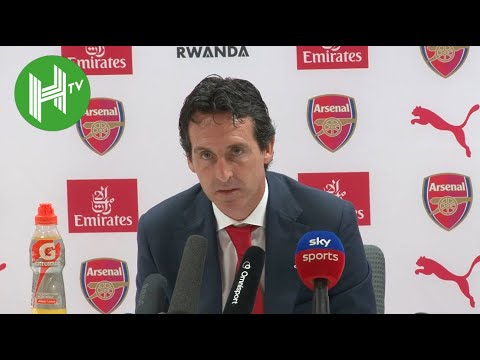 Unai Emery: Manchester City defeat is just the first step in new era!