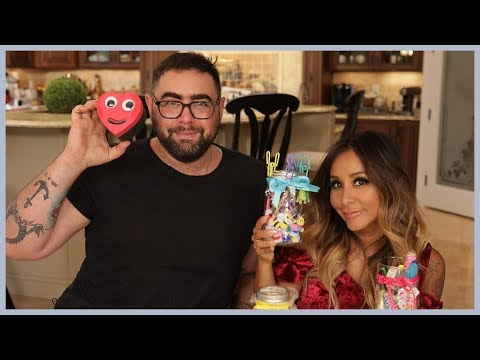 Snooki VS Joey in Dollar Store DIY Challenge!