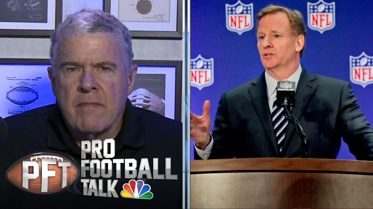 Peter King: Have to be ready for 'wholly-unfair season' | Pro Football Talk | NBC Sports