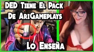 DED enseigne AriGameplays Pack Meilleur jeu de Ninja Fortnite AriGameplays (En) Clips Twitch
