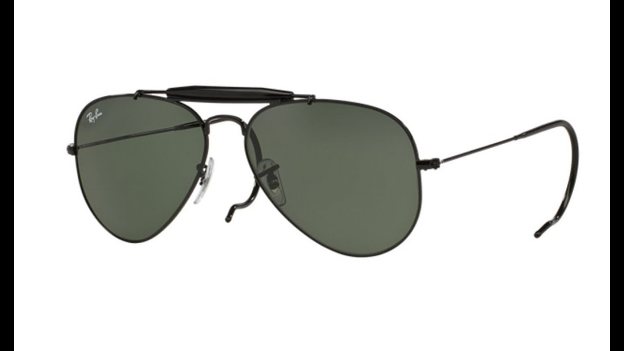 312fcf72a04 Ray Ban Aviator Outdoorsman Sunglasses Rb3030 L9500 « One More Soul