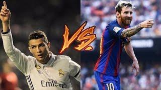 Cristiano Ronaldo vs Lionel Messi ● Ballon D