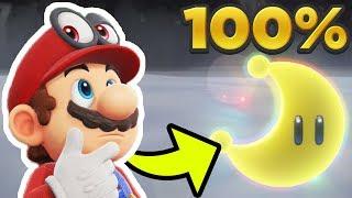 Super Mario Odyssey - Cap Kingdom ALL 31 POWER MOON LOCATIONS! [100% Guide]