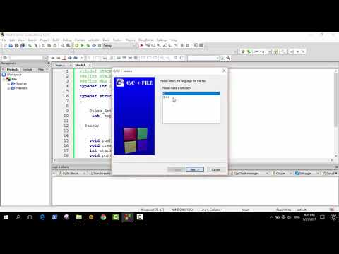 How to link  .H and  .C files  to generate Object file