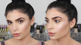 Get Ready With Me: Fresh Faced & Glowy Makeup