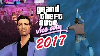 GTA Vice City 2017 MODU - TOMMY YÜZEBİLİYOR!