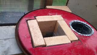 DIY PREMIES ROCKET STOVE