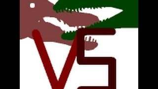 Pivot Battle Arena: Irritator VS Suchomimus