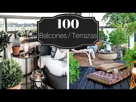 100 BALCONES / TERRAZAS   Pabla en casa