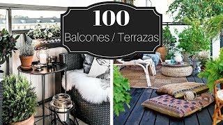 100 Balcones / Terrazas | Pabla En Casa