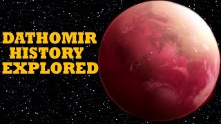 Dathomir Planet History ( Legends )