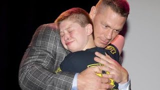 Cena's emotional reunion shows the healing power of a Wish