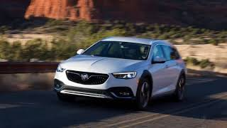 Actually AMAZING! 2018 Buick Regal TourX: The Anti-Crossover
