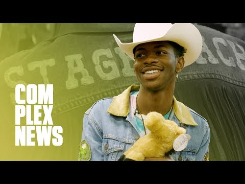 Maxwell - Complex Shows A Day in The Life with Lil Nas X