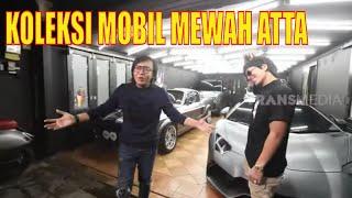 Intip Koleksi Mobil Mewah Atta Halilintar | ARI LASSO N FRIEND'S (22/08/20) Part 3