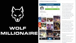 Top 5 Instagram Scams