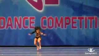 Asia Monet Ray  Control - 2012 Jazz Solo 6 years old)