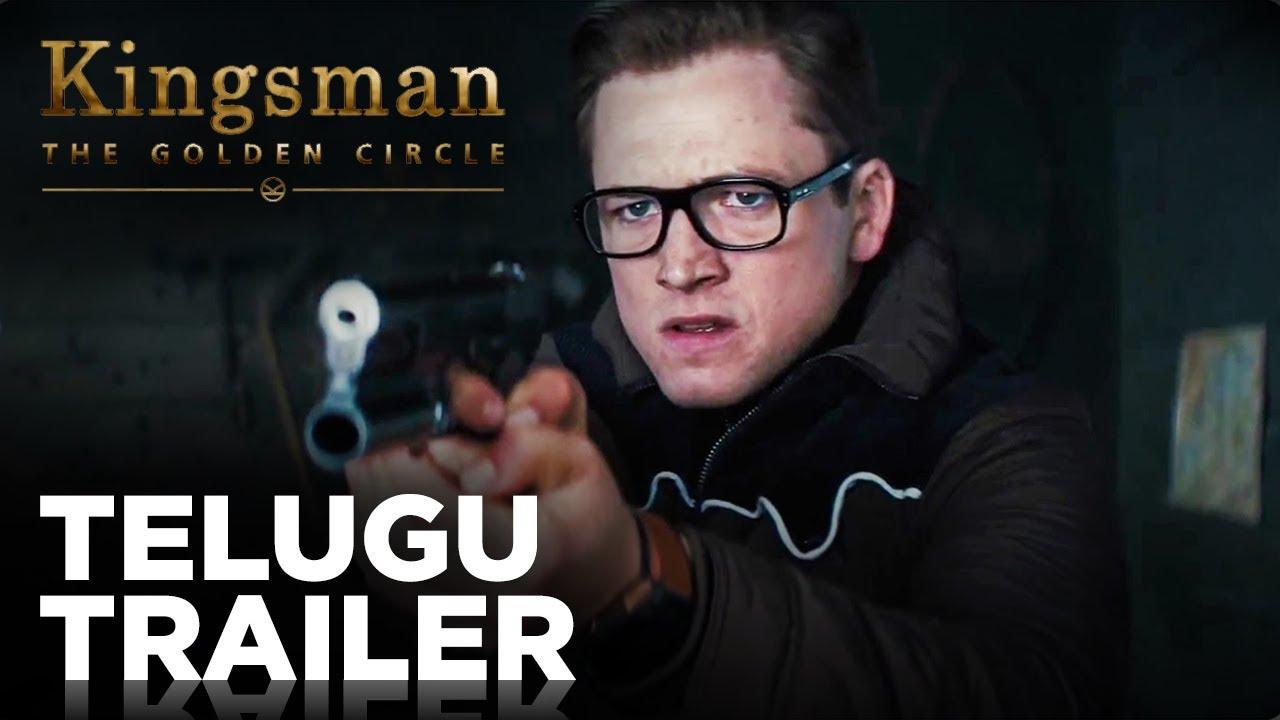 Download Kingsman: The Golden Circle   Official Telugu Trailer   Fox Star India   September 22