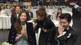 [2016 MBC Drama Awards]2016 MBC 연기대상- Lee Jongseok, Lee Seojin's cool interview 20161230