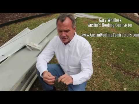 Austin Roofing Contractors; Metal Roofs - Not All the Same