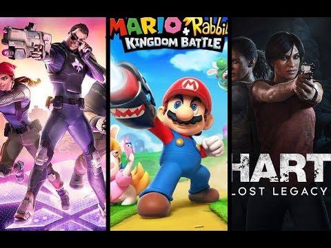 Reprise des vidéos - annonce des prochains jeux !