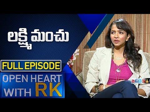 Lakshmi Manchu | Open Heart With RK | ABN Telugu