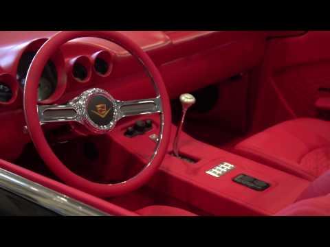 Featured Vehicle- 1960 Cadillac at SEMA 2016