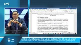 Cadefi   Diplomado de NIF Sesión 36    NIF C-9 PROVISIONES, CONTINGENCIAS Y COMPROMISOS   Junio