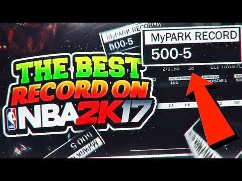 OMG BEST RECORD In 2K HISTORY 😱 (500-5) *NOT CLICKBAIT* STREAKING At The STAGE With The BEST RECORD
