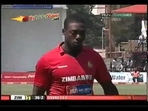 Pakistan Vs Zimbabwe 2nd Odi Cricket Highlights 11th Sept My Cricket Highlights Part 1