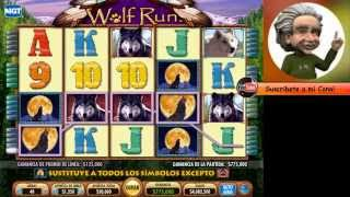 WOLF RUN , trucos tips secretos casino tragaperras slot game Gane $700,000