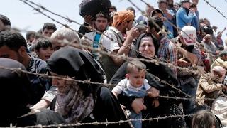 أخبار عالمية - أعداد #المهجرين في #العالم تبلغ رقماً قياسياً