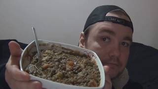ОБЖОР на вареную чечевицу с овощами