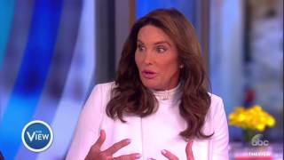 Caitlyn Jenner On Kardashian Family, Relationship with Kris | The View