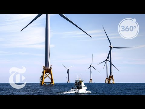 An 'Awesome' View At America's First Offshore Wind Farm | Th