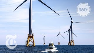 An 'Awesome' View At America's First Offshore Wind Farm | The Daily 360 | The New York Times