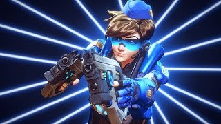 1000 Hours Of Tracer Experience - Overwatch Montage