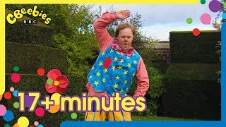 Mr Tumble's Sporty Compilation | +17 Minutes!