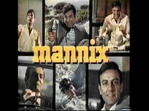 Mannix - Classic TV Theme Music