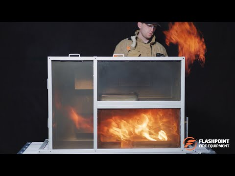 Fire Dynamics Training Prop