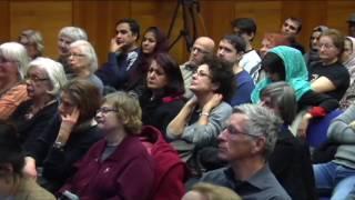 SVT Sweden: Ahmadiyya Muslims organize Stop the CRISIS event in Sweden