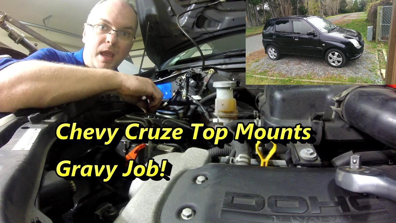 Chevrolet Cruze Repair Manual: Rear Spring Insulator Replacement