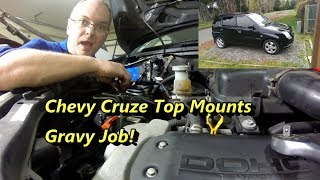 Chevy Cruze Suspension Top Mounts
