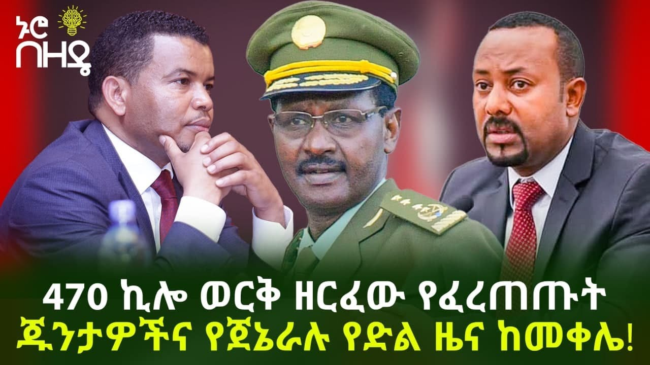 The TPLF Stole Gold