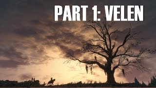 The World of Witcher 3 – Part 1: Velen