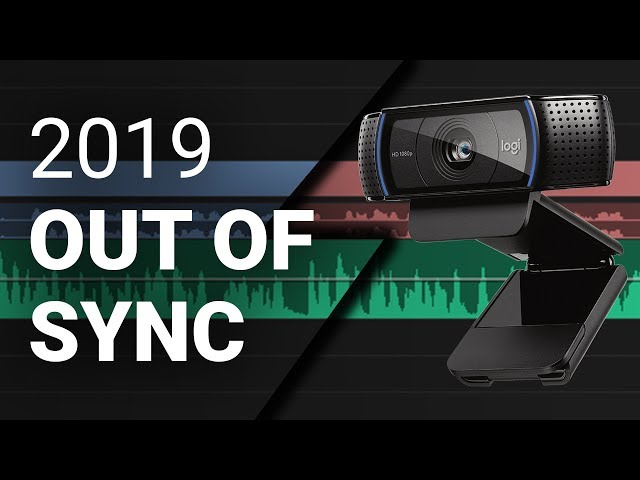 Logitech Out of Sync Fix 2019 | Webcam Out of Sync | Out of