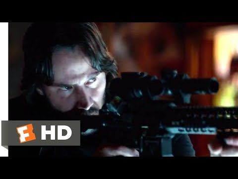 John Wick: Chapter 2 (2017) - Gun Shopping Scene (2/10) | Movieclips
