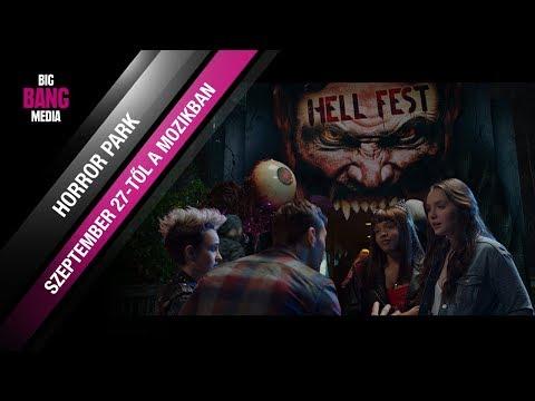 Horror Park (18) hivatalos magyar nyelvű előzetes