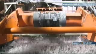 На фабрики № 14 Айхальского ГОК внедрили в производство современное оборудование для обогащения руды(, 2015-12-23T05:03:45.000Z)